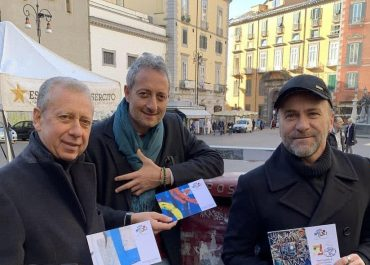 LE CARTOLINE DELLA SOLIDARIETA' DI BREAK NAPOLI