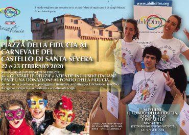 ABILI OLTRE PER IL CARNEVALE <BR> AL CASTELLO DI SANTA SEVERA